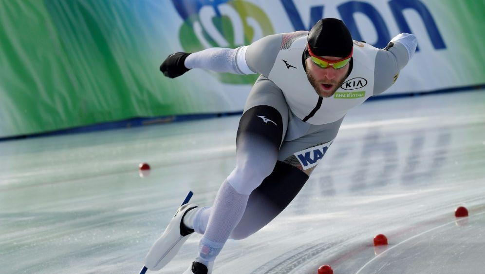 Eisschnellläufer Nico Ihle über 500m auf Rang zehn - Bildquelle: PIXATHLONPIXATHLONSID