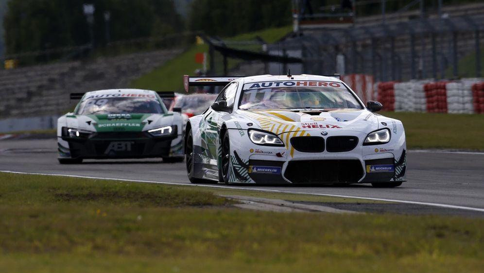 Kein Pilot holt derzeit in der DTM so viele Punkte wie Marco Wittmann. - Bildquelle: Motorsport Images