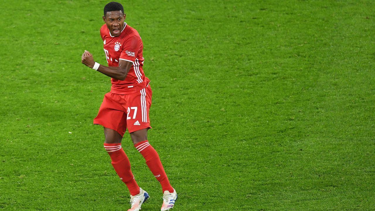 David Alaba erreicht Sieg-Meilenstein - Bildquelle: Witters