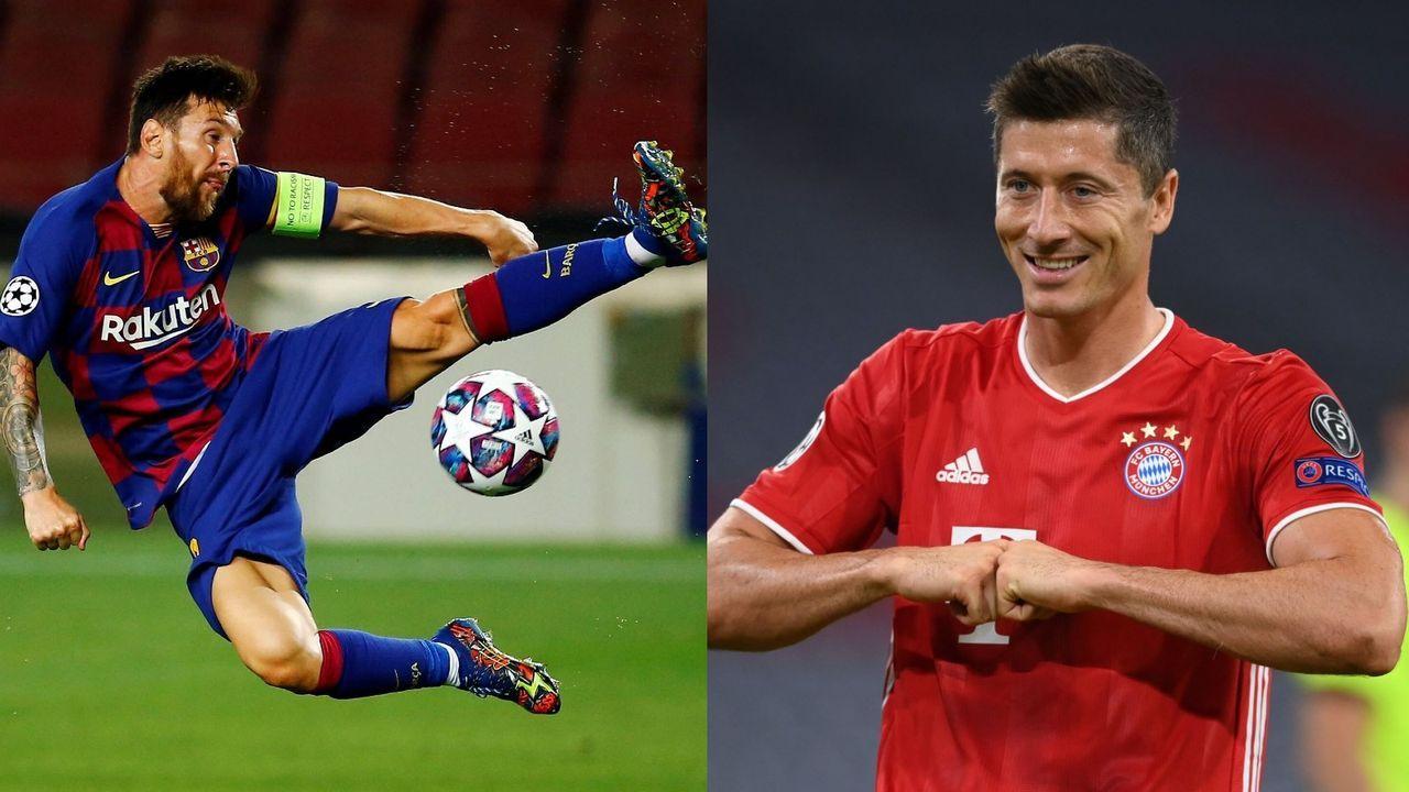 FC Barcelona gegen FC Bayern München - Bildquelle: getty