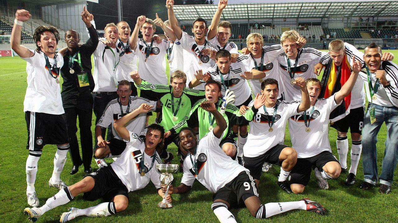 U19-Europameister 2008 - Bildquelle: imago sportfotodienst