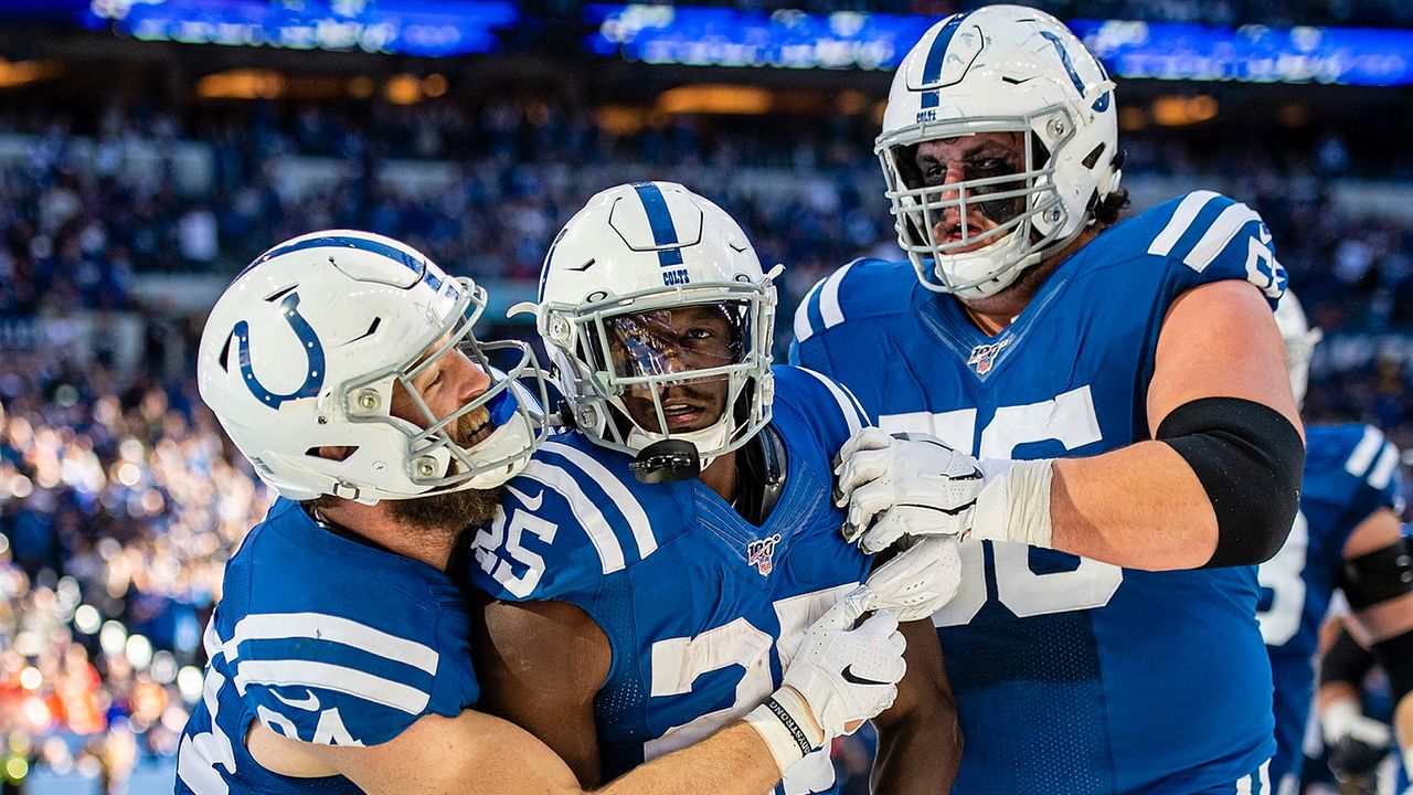 Quenton Nelson (6. Pick, Indianapolis Colts) - Bildquelle: Getty