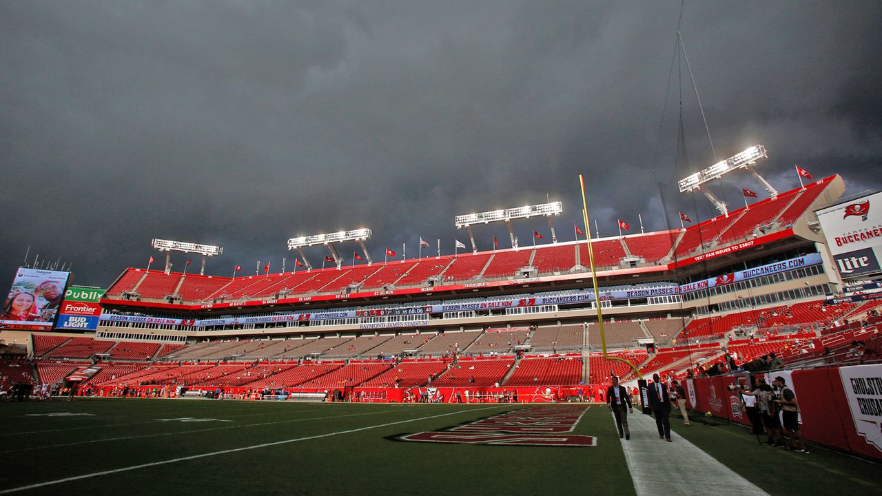 Tampa Bay Buccaneers: Raymond James Stadium - Bildquelle: Getty Images