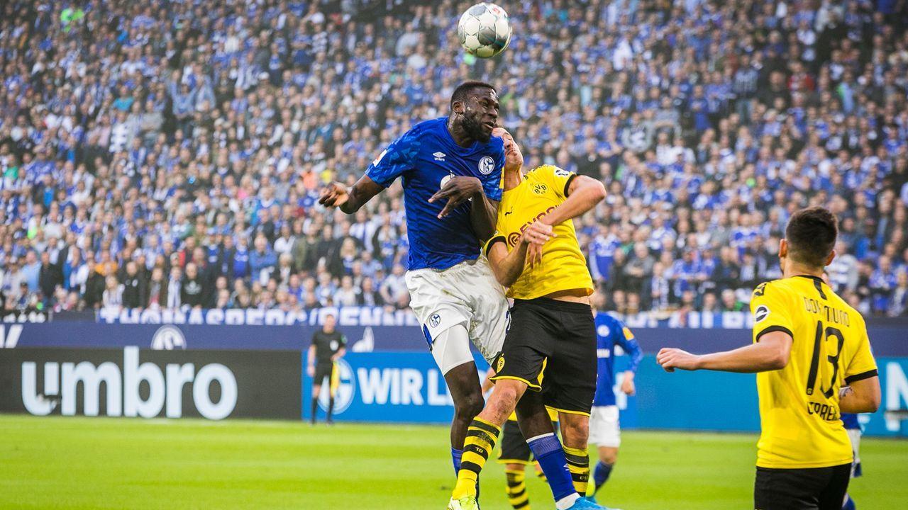 Salif Sane (Schalke 04) - Bildquelle: imago