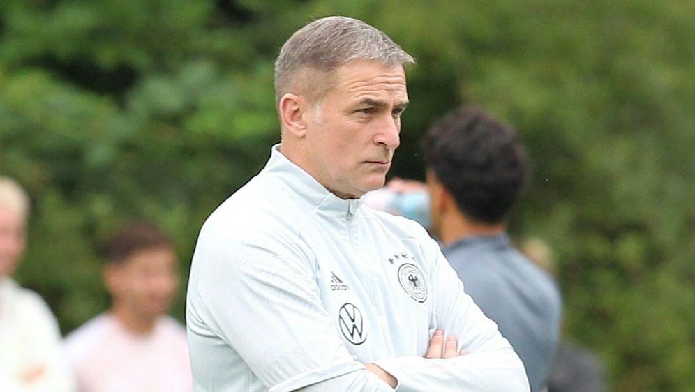 Stefan Kuntz bleibt bis Jahresende Trainer der U21 - Bildquelle: AFPSIDDANIEL ROLAND