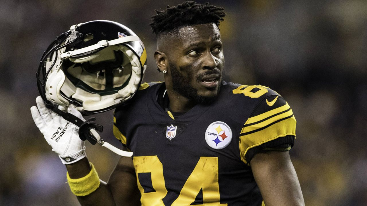 Antonio Brown (Oakland Raiders)  - Bildquelle: imago images / Icon SMI