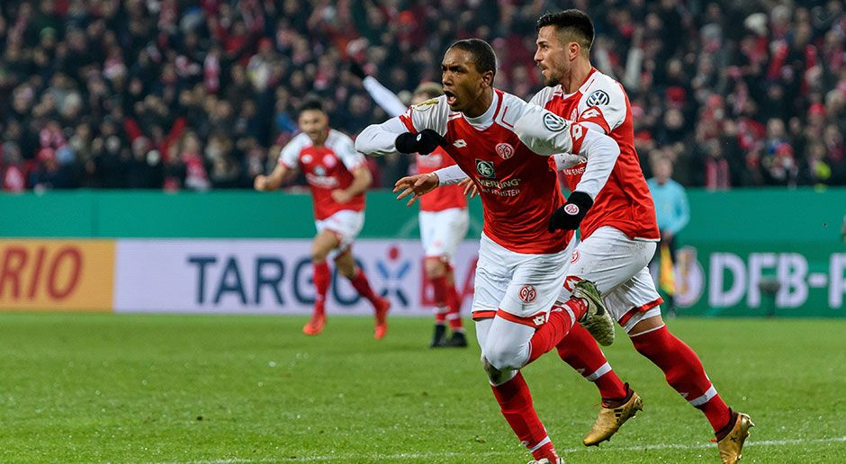 10. 1. FSV Mainz 05 - Bildquelle: 2017 Getty Images