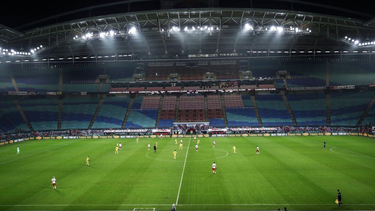 Leipzig mit Heimvorteil gegen Top-Gegner und Bayern - Bildquelle: 2021 Getty Images