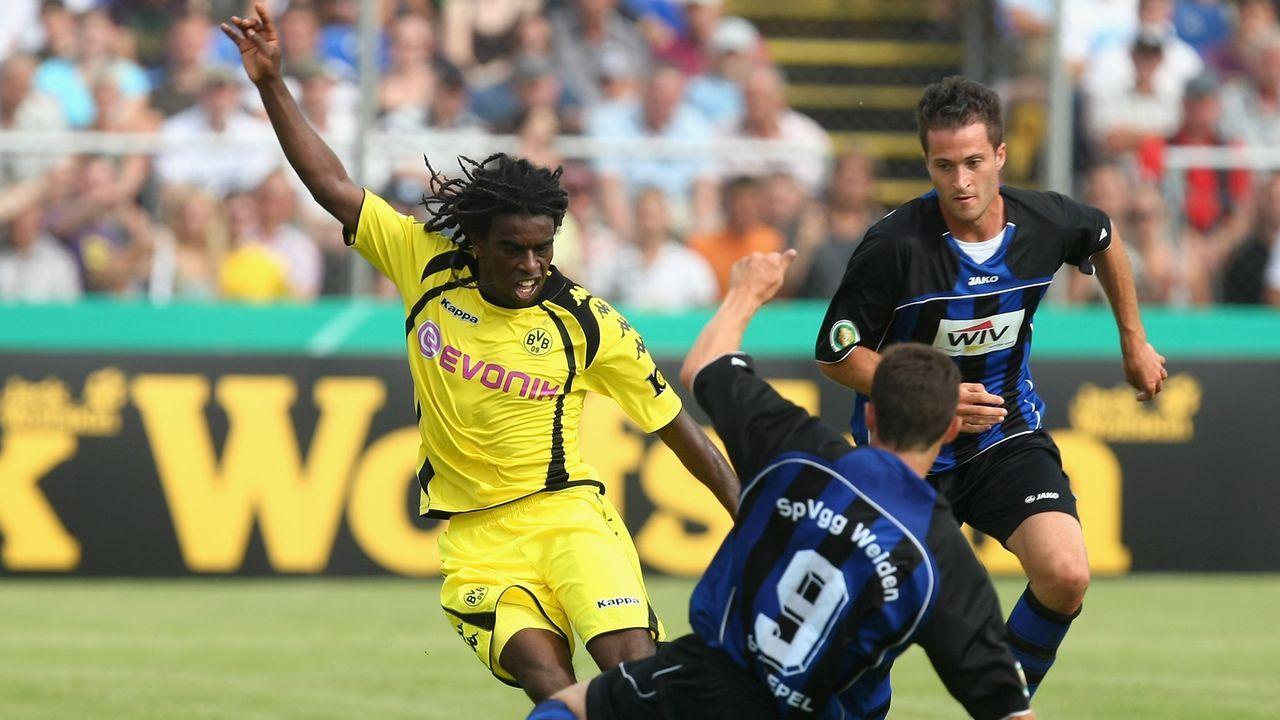 Tinga (Borussia Dortmund) - Bildquelle: Getty