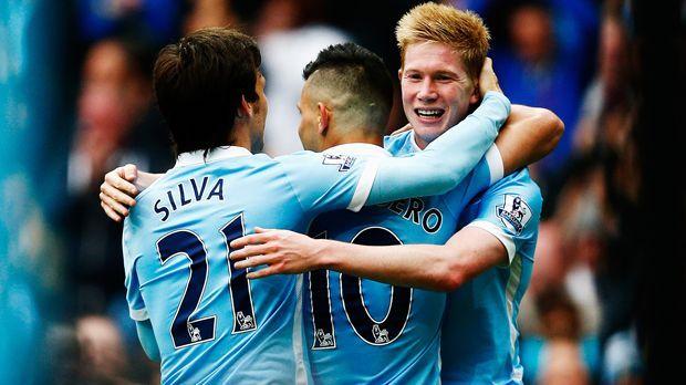 Manchester City - Bildquelle: 2015 Getty Images