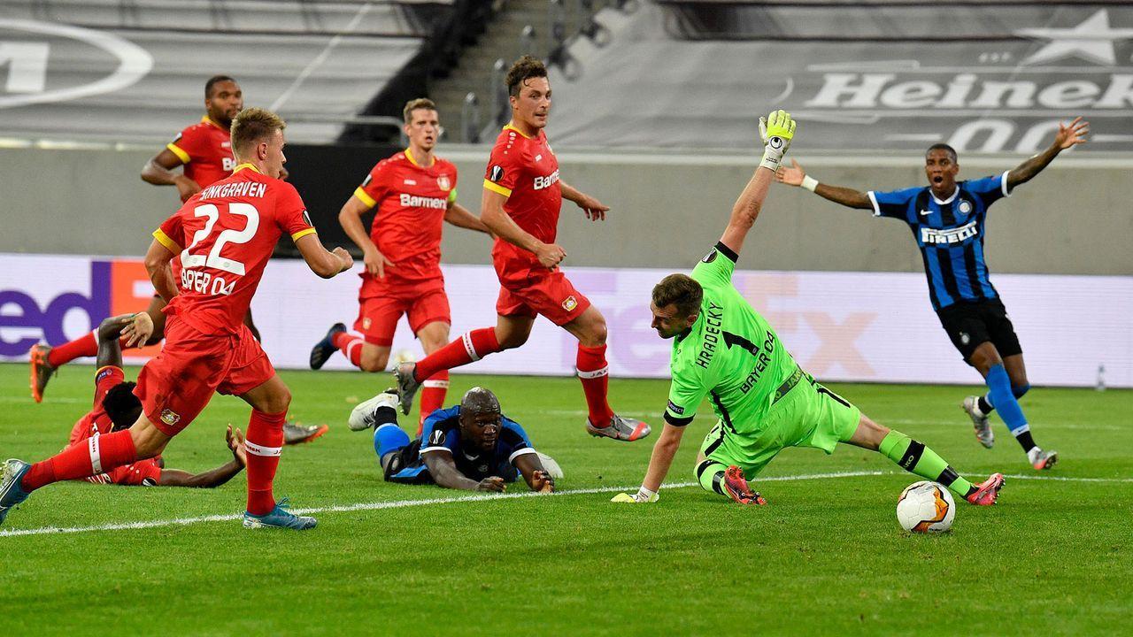 Aus gegen Inter Mailand! Bayer Leverkusen in der Einzelkritik - Bildquelle: Getty