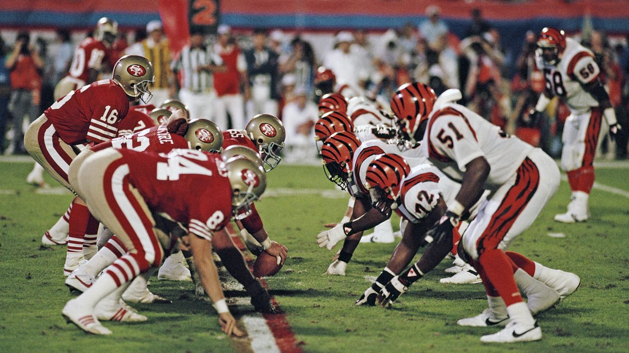 Super Bowl XXIII - Bildquelle: 2017 Getty Images