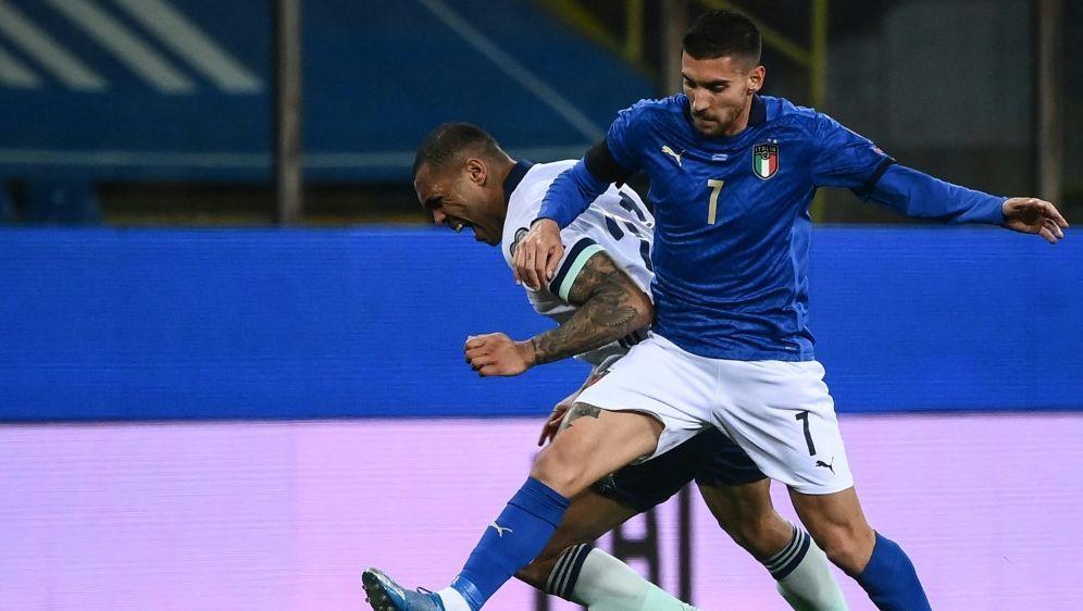Lorenzo Pellegrini verpasst die EM verletzungsbedingt - Bildquelle: AFPSIDMARCO BERTORELLO