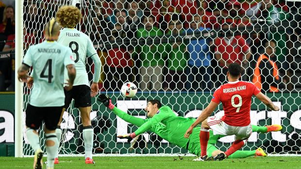 Wales vs. Belgien - Bildquelle: getty