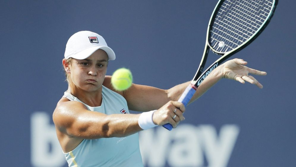 Ashleigh Barty gewinnt das WTA-Turnier in Miami - Bildquelle: AFPGETTYSIDMICHAEL REAVES