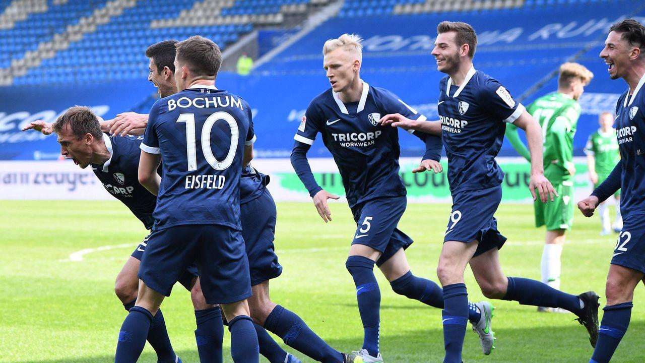 Platz 13 in der ewigen Tabelle: VfL Bochum - Bildquelle: imago images/Revierfoto