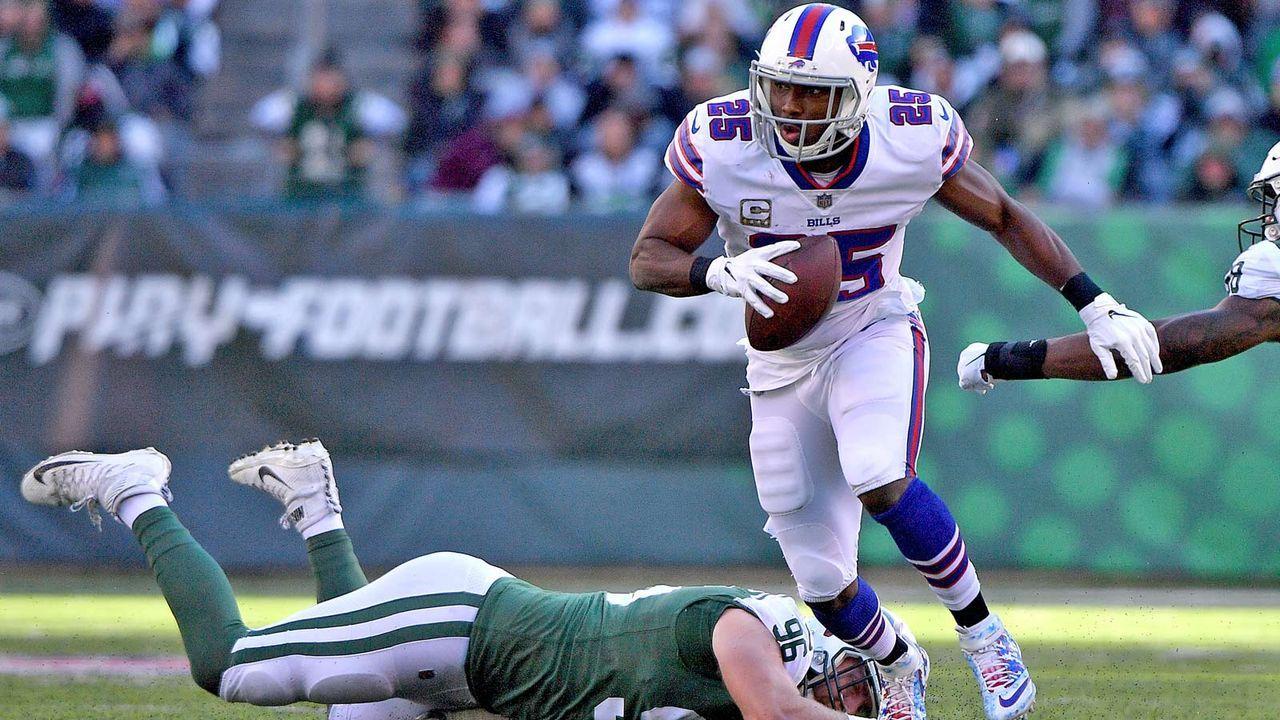 LeSean McCoy (Buffalo Bills) - Bildquelle: Getty