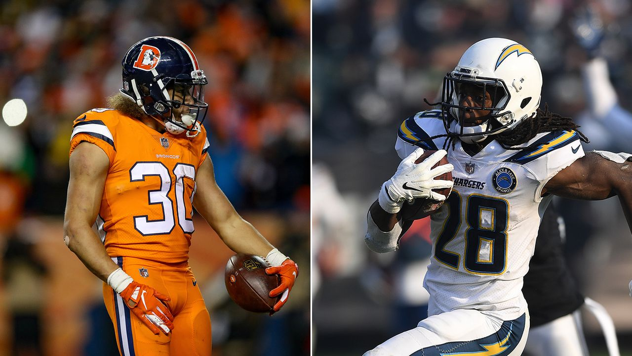 Denver Broncos: Luxusproblem bei den Running Backs - Bildquelle: Getty Images
