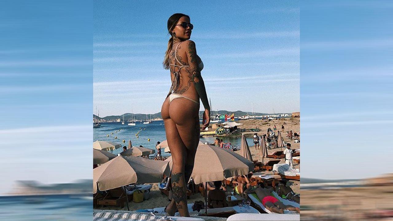 Zoe Cristofoli - Bildquelle: zoe_cristofoli/instagram