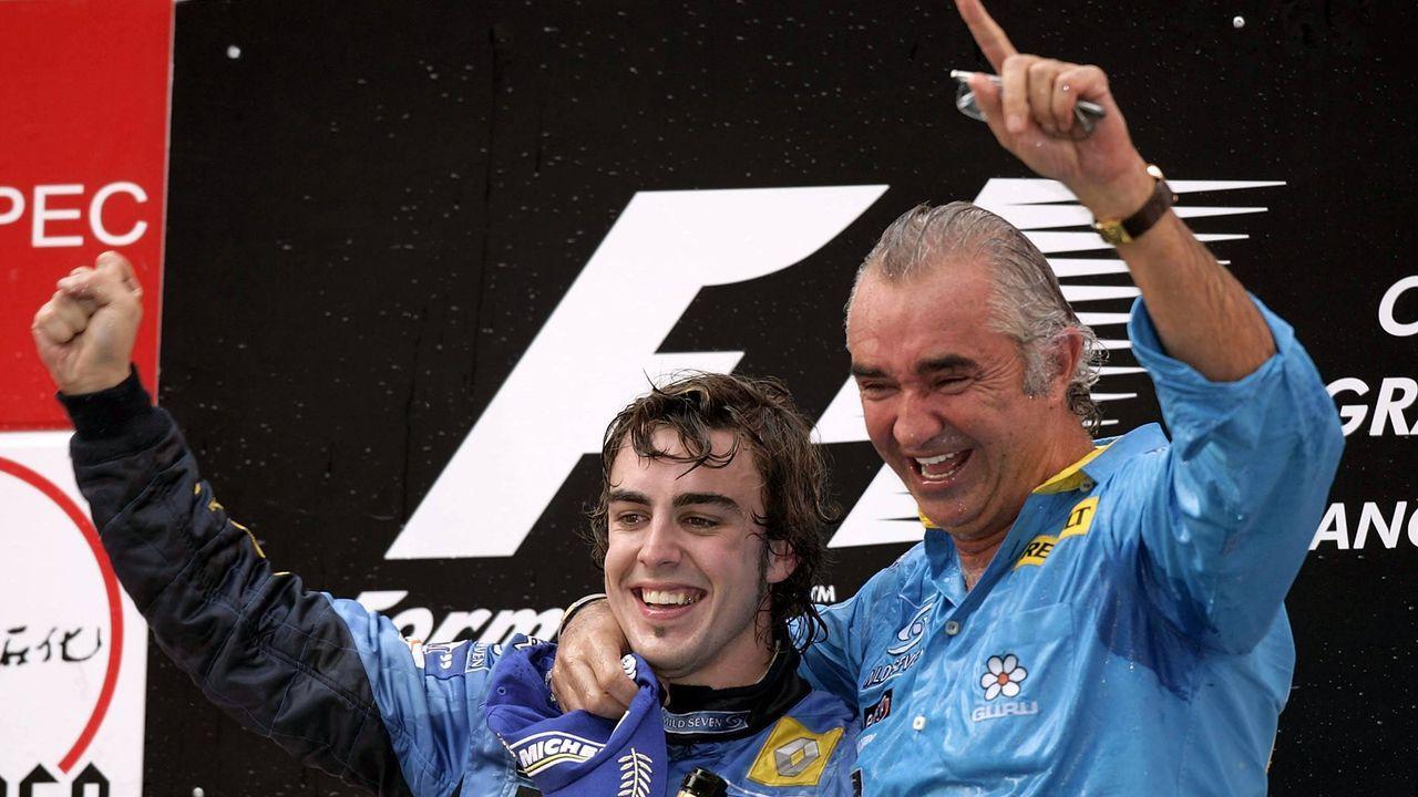 Formel 1: Fernando Alonsos spektakuläre Karriere - Bildquelle: imago