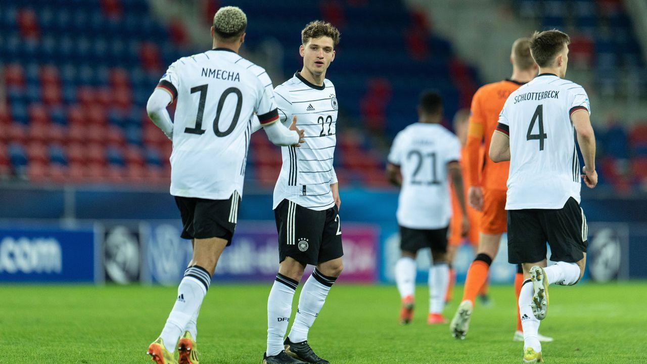 EM-Gruppenphase: Remis gegen die Niederlande - Bildquelle: Imago Images