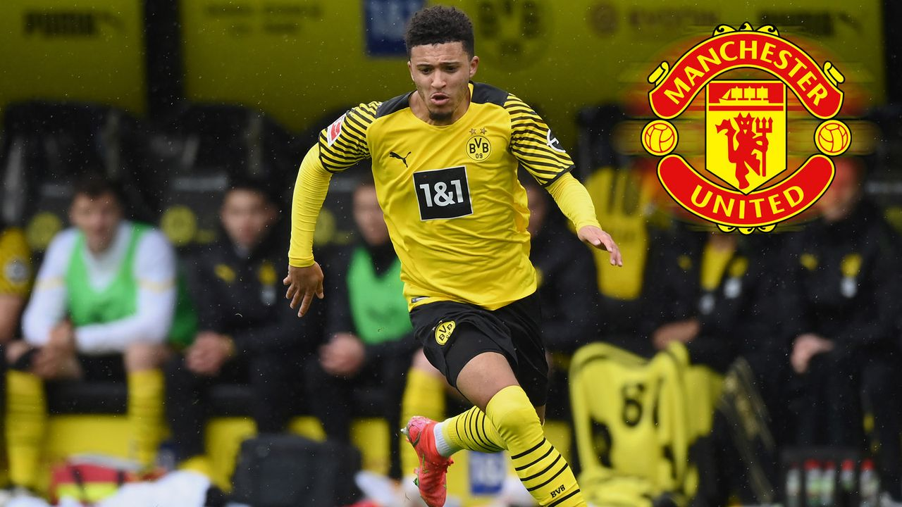 Jadon Sancho (Borussia Dortmund) - Bildquelle: 2021 Getty Images