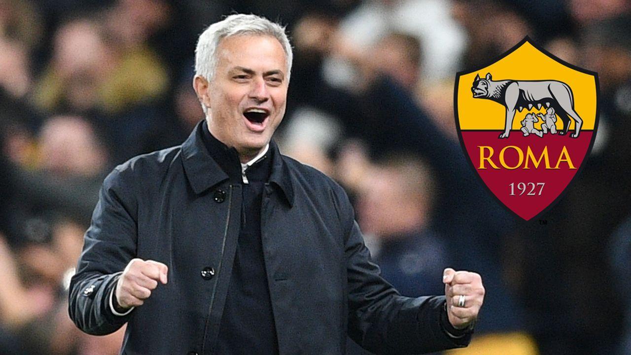 Jose Mourinho übernimmt die Roma: Die Karriere des Erfolgstrainers - Bildquelle: Imago Images
