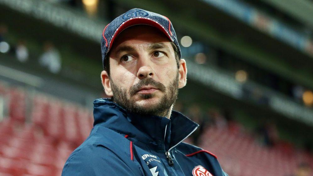 Sandro Schwarz will gegen Wolfsburg wieder punkten - Bildquelle: FIROFIROSID