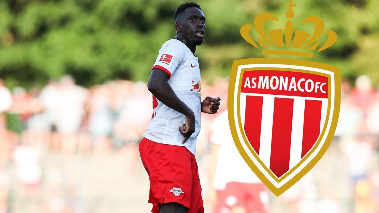Jean-Kevin Augustin (AS Monaco)   - Bildquelle: imago