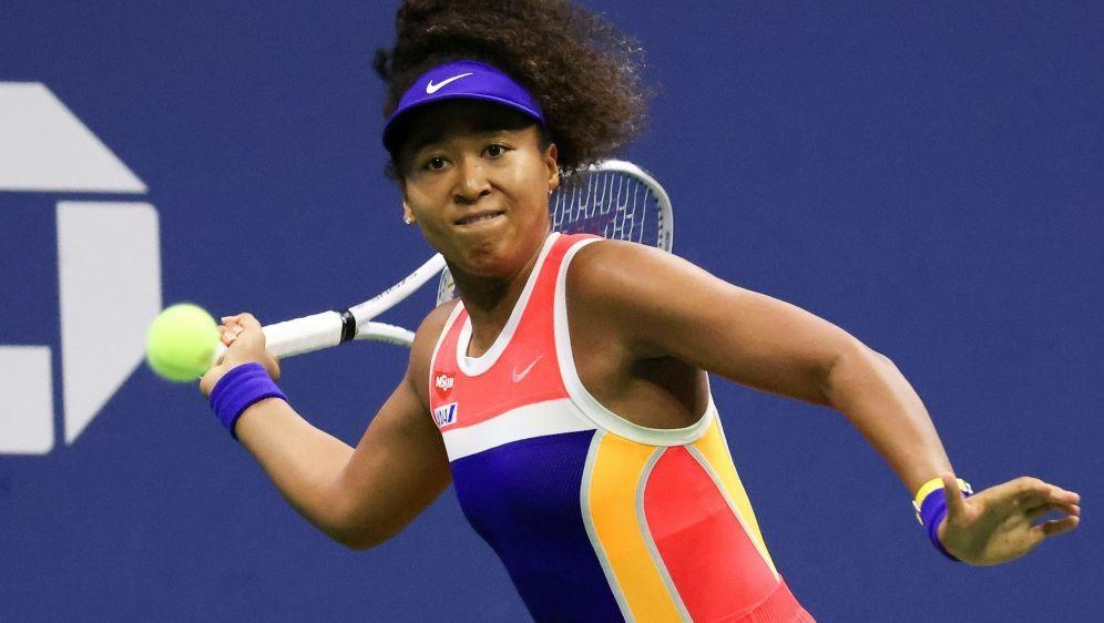 Naomi Osaka hat bei den US Open das Finale erreicht. - Bildquelle: AFPGETTYSIDAL BELLO