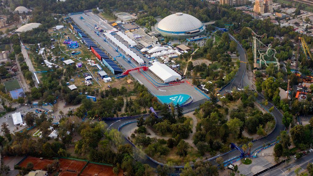 Der Santiago-ePrix soll nun im Juni stattfinden. - Bildquelle: Motorsport Images