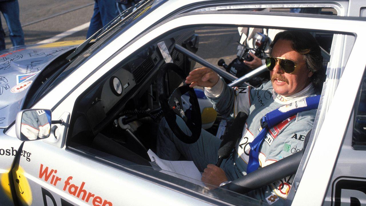 Keke Rosberg (114 Formel-1-Rennen) - Bildquelle: imago/WEREK