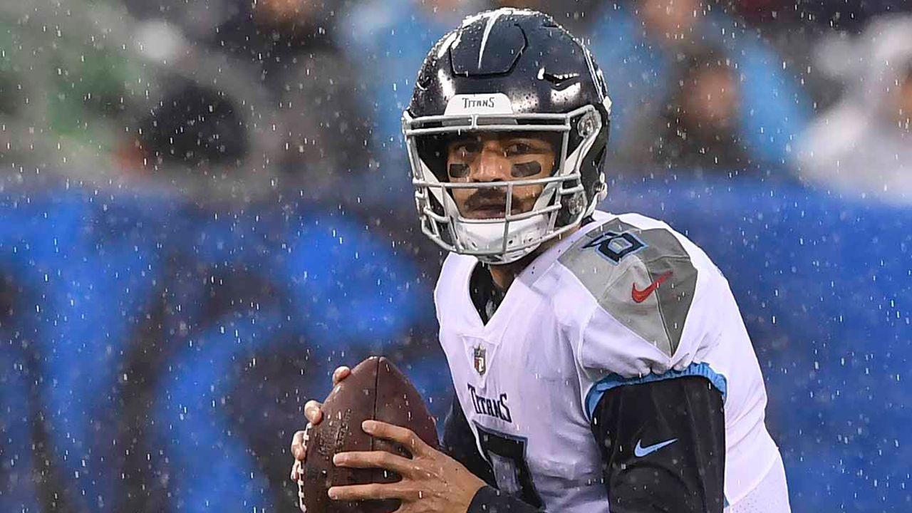 Marcus Mariota (Quarterback, Tennessee Titans) - Bildquelle: 2018 Getty Images