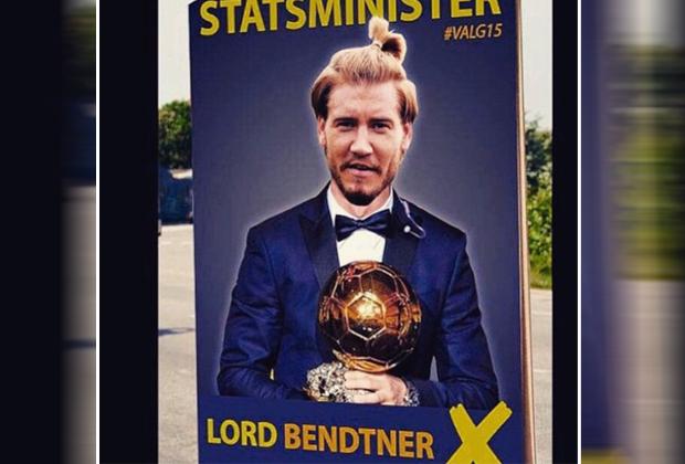 Nicklas Bendtner - Bildquelle: instagram / bendtner3