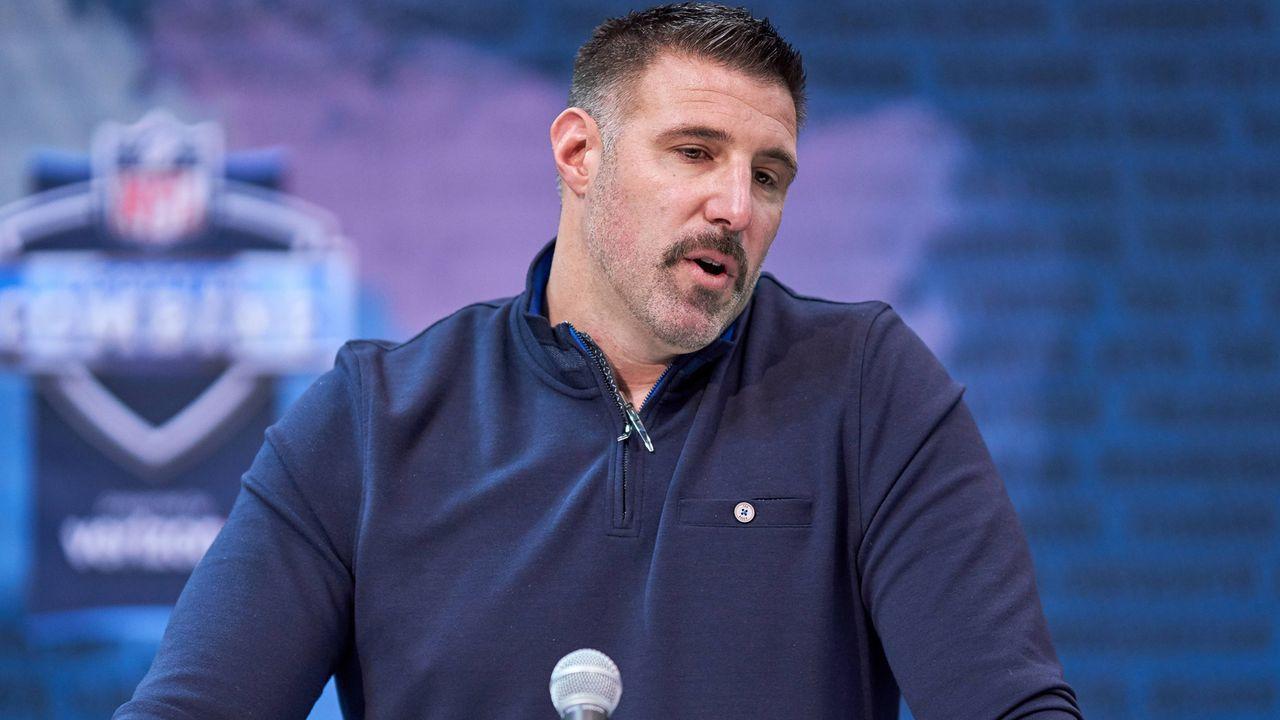 12. Mike Vrabel (Tennessee Titans) - Bildquelle: imago images / Icon SMI