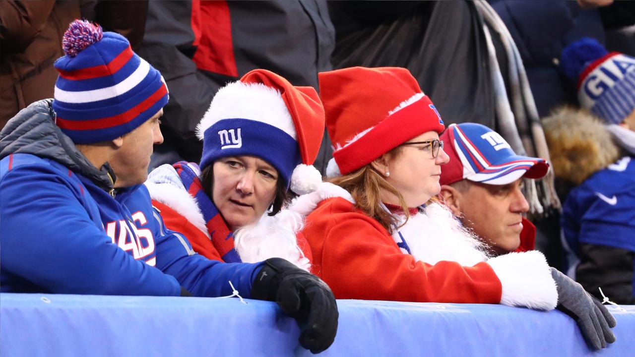 Platz 1: New York Giants - Bildquelle: Getty Images