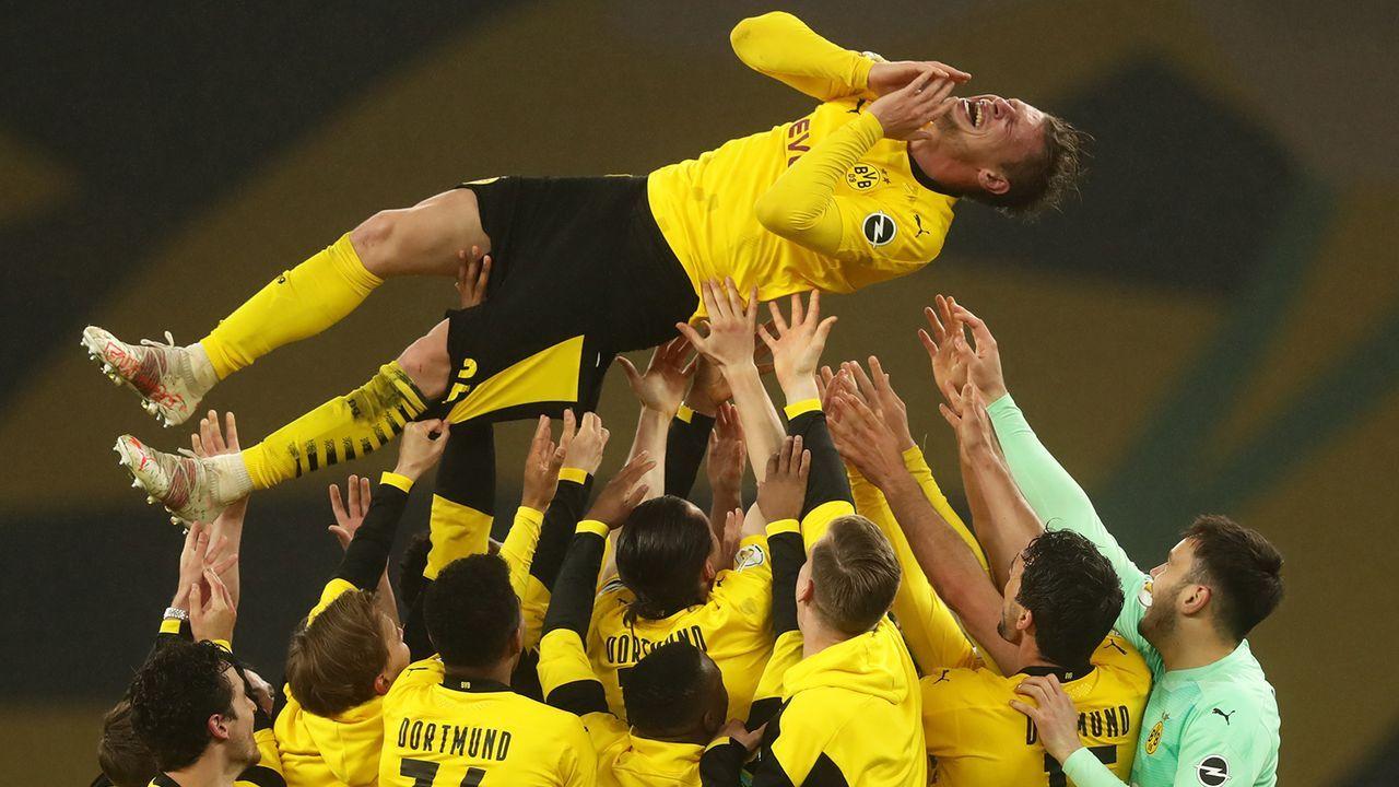 Pokalsieg als Krönung: Piszczeks größte Spiele beim BVB - Bildquelle: Getty Images