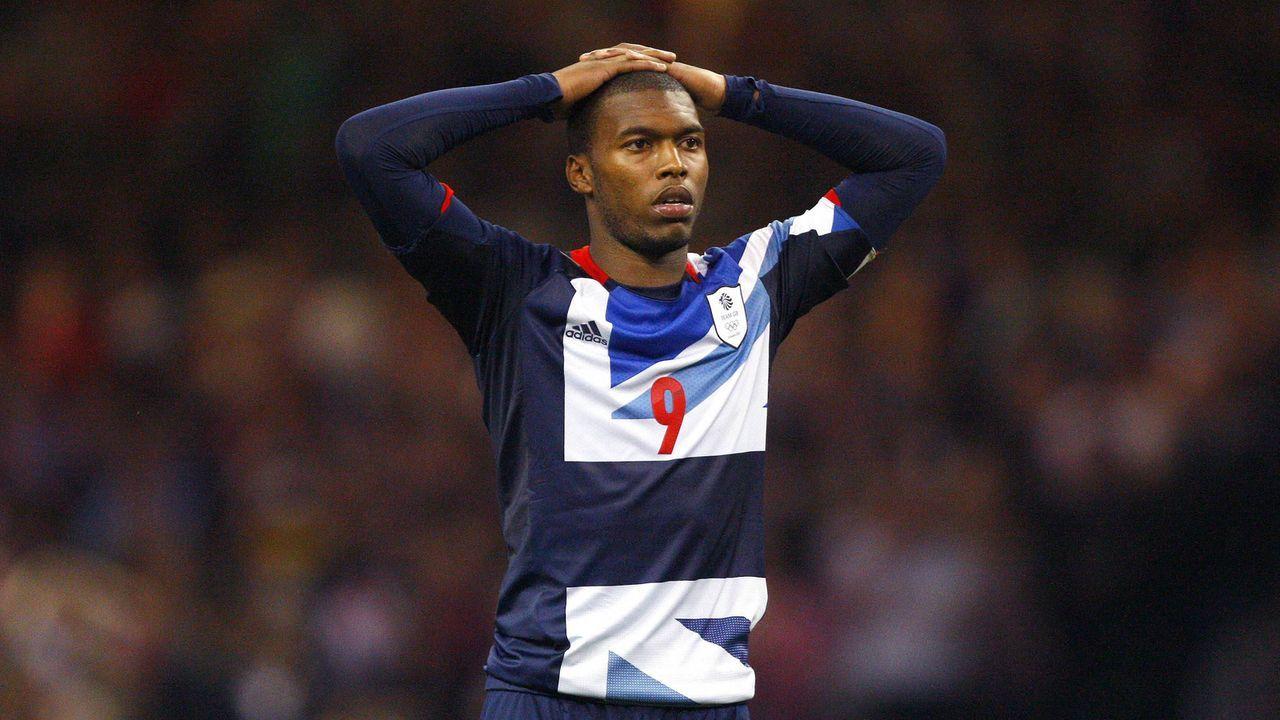 Großbritannien verliert - natürlich im Elfmeterschießen - Bildquelle: imago sportfotodienst