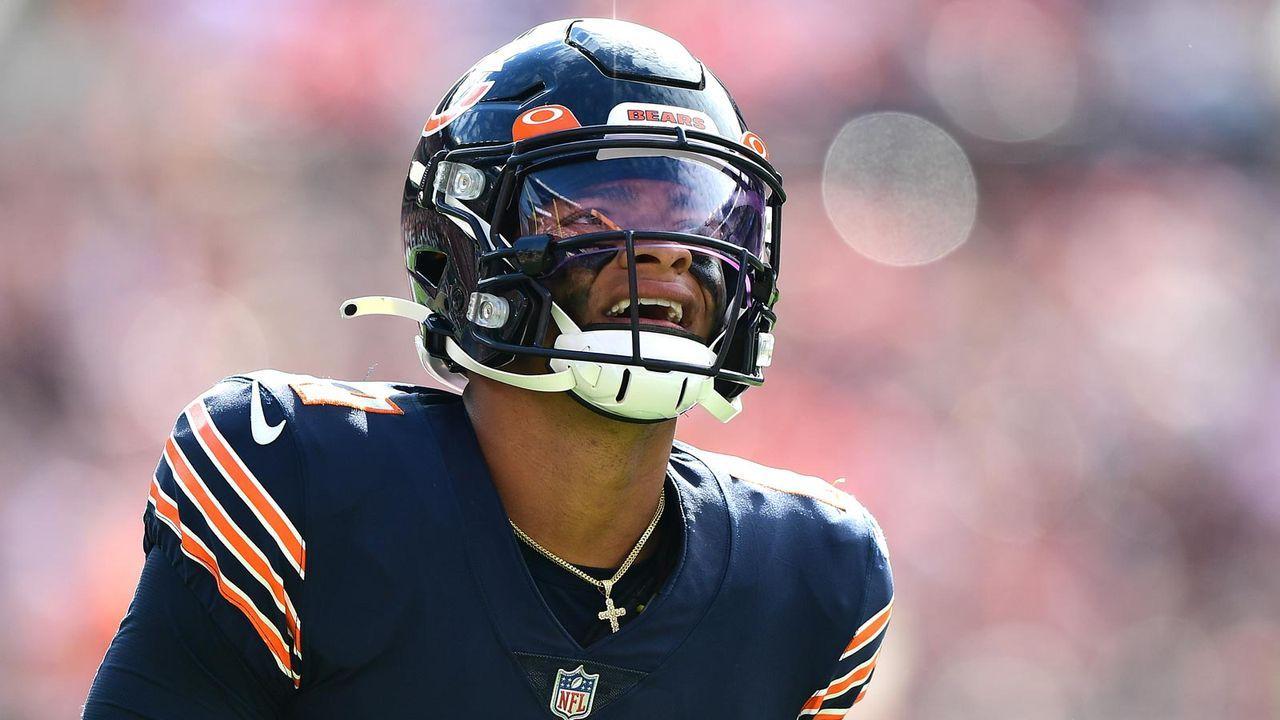 Chicago Bears (1-2) - Bildquelle: 2021 Getty Images