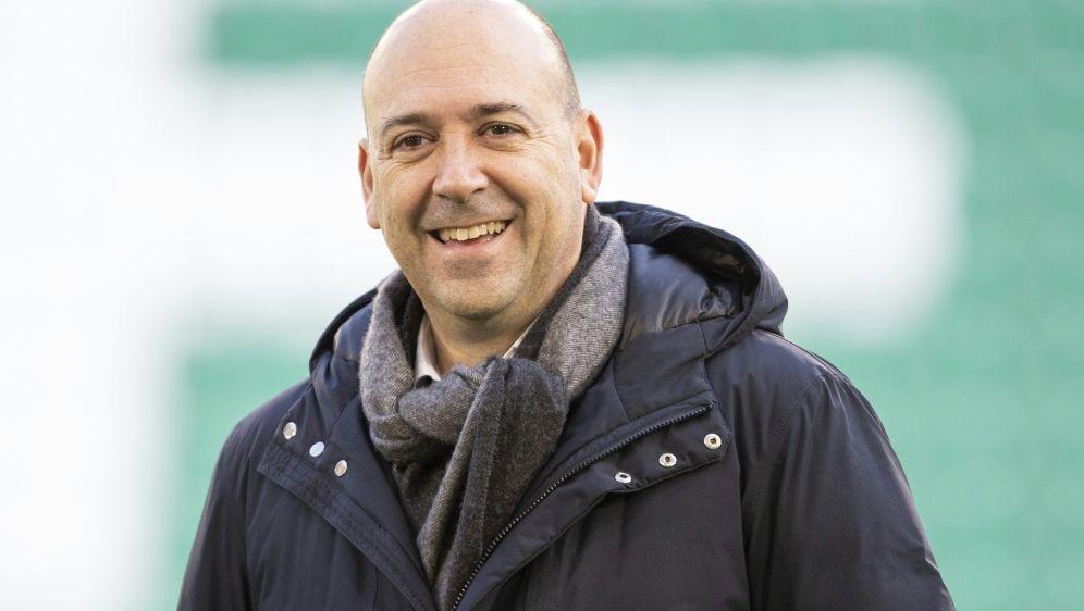 Carro will mit Trainer Bosz weiterarbeiten - Bildquelle: FIROFIROSID