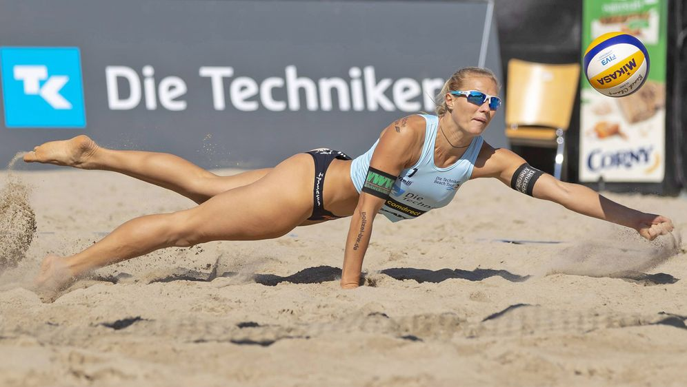 Auch 2019 gibt es die Techniker Beach Tour live auf ProSieben MAXX, ran.de u... - Bildquelle: Imago