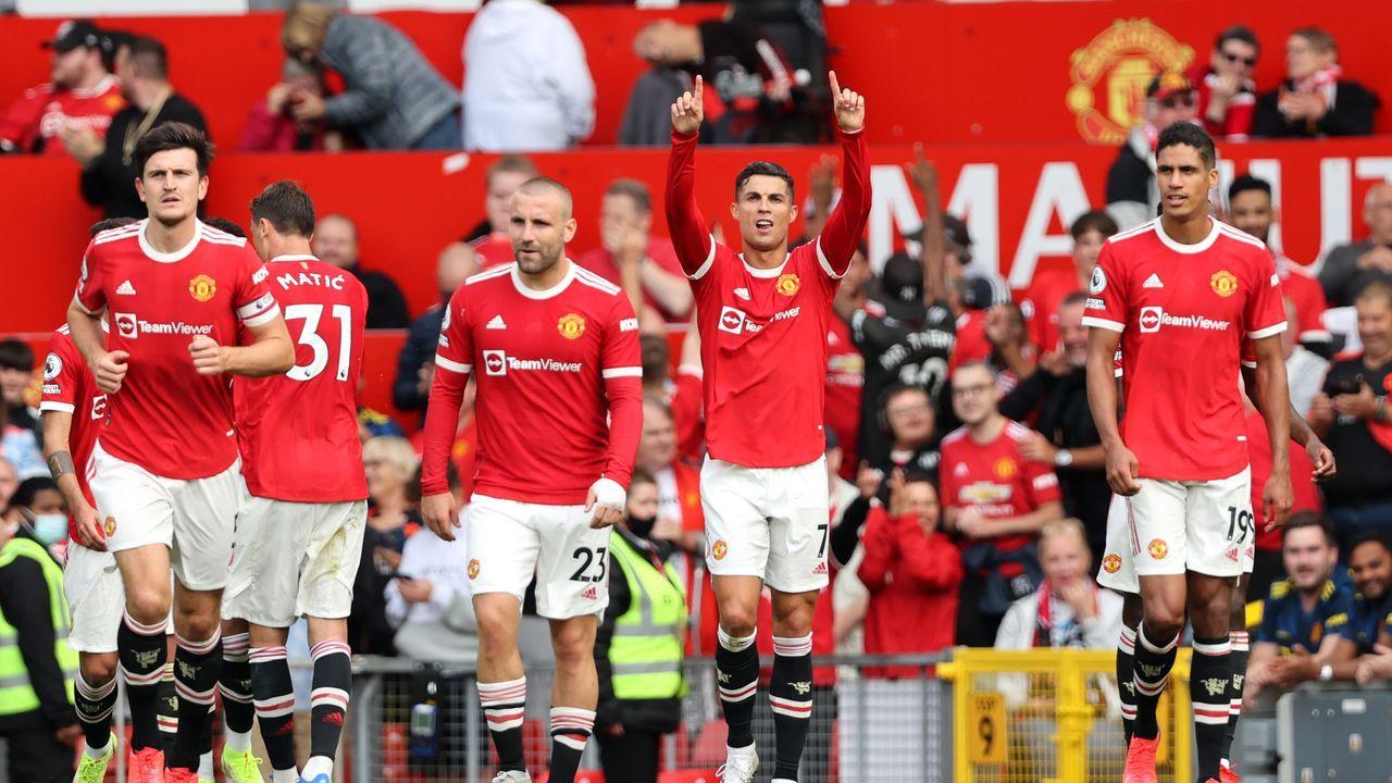Torflaute: Die Liga wartet auf Ronaldo - Bildquelle: 2021 Getty Images