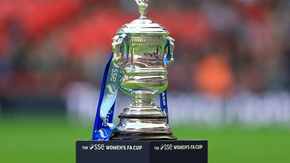 Der FA-Cup der Frauen geht in diesem Jahr an ManCity - Bildquelle: PIXATHLONPIXATHLONSID