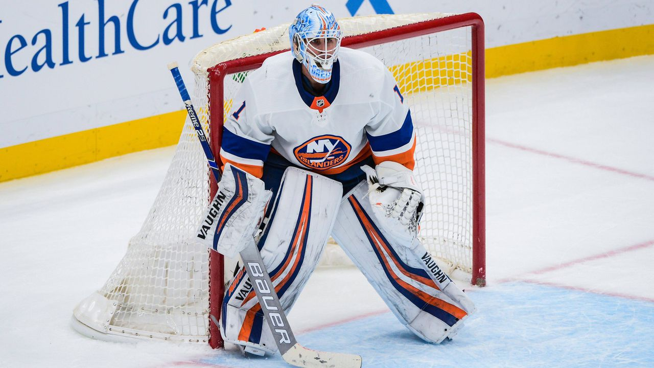 Thomas Greiss (New York Islanders) - Bildquelle: imago images/ZUMA Press
