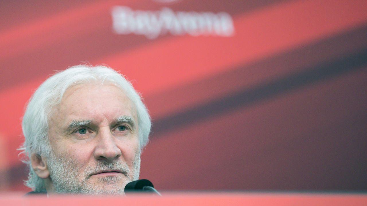 Rudi Völler (Bayer Leverkusen, Geschäftsführer Sport) - Bildquelle: 2017 Getty Images