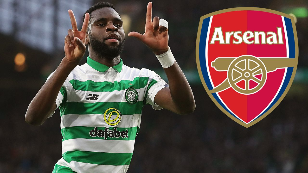 Odsonne Edouard (Celtic Glasgow) - Bildquelle: 2019 Getty Images
