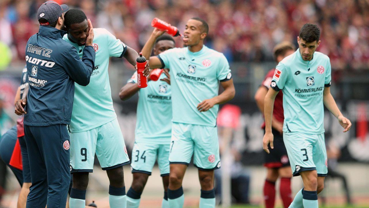 Platz 13 - 1. FSV Mainz 05 - Bildquelle: 2018 Getty Images
