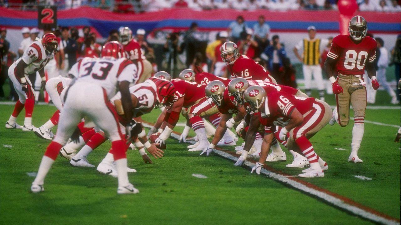 14. Spieltag - Super Bowl XVI + XXIII Rematch: San Francisco 49ers vs. Cincinnati Bengals - Bildquelle: getty
