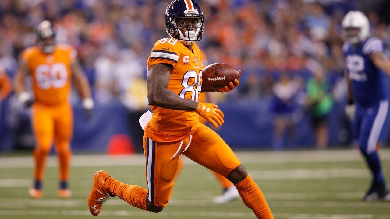 Demaryius Thomas (Denver Broncos) - Bildquelle: 2017 Getty Images