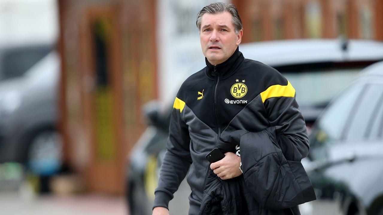 Michael Zorc (Borussia Dortmund, Sportlicher Leiter) - Bildquelle: 2020 Getty Images